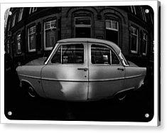 Car Acrylic Print by Sandra Pledger