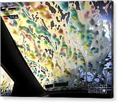 Car Wash Acrylic Print