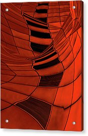 Carenza Acrylic Print by Gilbert Claes