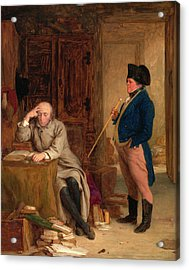 Carghill And Touchwood, William Mulready Acrylic Print