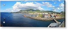 Caribbean Cruise - On Board Ship - 1212230 Acrylic Print by DC Photographer