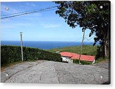 Caribbean Cruise - St Thomas - 1212156 Acrylic Print
