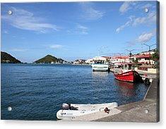 Caribbean Cruise - St Thomas - 121236 Acrylic Print by DC Photographer