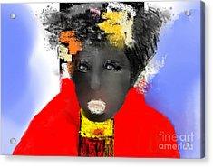 Caribbean Delight Acrylic Print by Rc Rcd