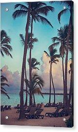 Caribbean Dreams Acrylic Print