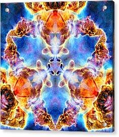Carina Nebula Vi Acrylic Print