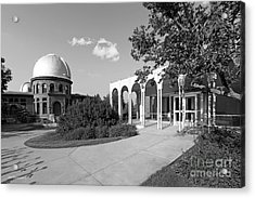 Carleton College Goodsell Observatory Acrylic Print by University Icons