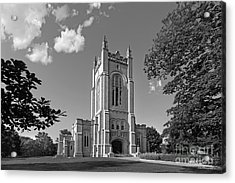 Carleton College Skinner Memorial Chapel Acrylic Print by University Icons