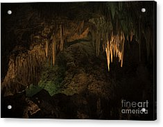 Carlsbad Caverns 1 Acrylic Print by Richard Mason