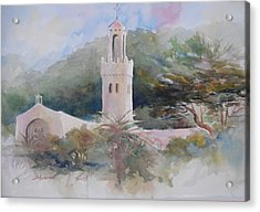 Carmelite Monastery  Acrylic Print