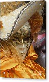 Carnevale Di Venezia 108 Acrylic Print
