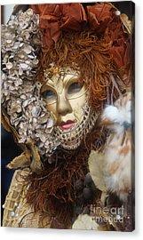 Carnevale Di Venezia 130 Acrylic Print