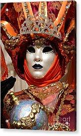 Carnevale Di Venezia 54 Acrylic Print