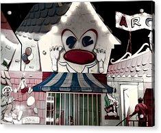 Carnival Fun House Acrylic Print