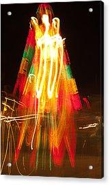 Carnival Guardian Acrylic Print by Terri Harper