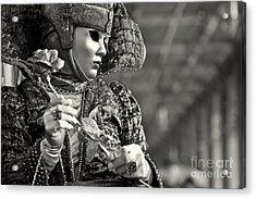 Carnival In Venice 2 Acrylic Print