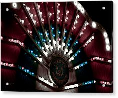 Carnival Lights Acrylic Print