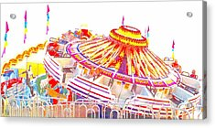 Acrylic Print featuring the photograph Carnival Sombrero by Marianne Dow