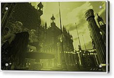 Carnivale - After Absinthe Acrylic Print