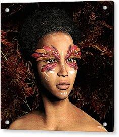 Carnivale Acrylic Print by Maynard Ellis