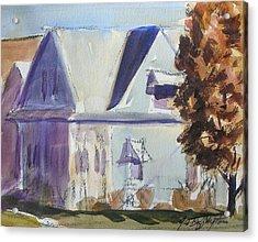 Carol's House Acrylic Print