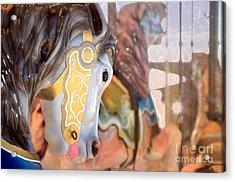 Carousel Life Acrylic Print