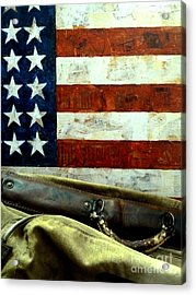 Acrylic Print featuring the photograph Carpetbagger by Newel Hunter