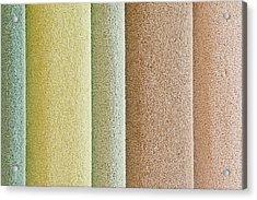 Carpets Acrylic Print