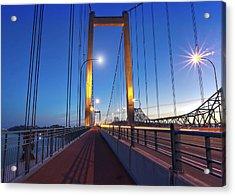 Carquinez Bridge II Acrylic Print