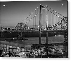 Carquinez Bridge Acrylic Print