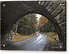 Carriage Bridge Acrylic Print