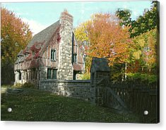 Carriage House Acrylic Print