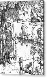 Carroll Alice, 1908 Acrylic Print