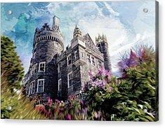 Casa Loma Series 08 Acrylic Print
