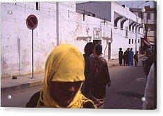 Casablanca 1996 Acrylic Print by Rolf Ashby
