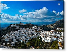 Casares In December Acrylic Print