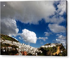 Casares In March Acrylic Print