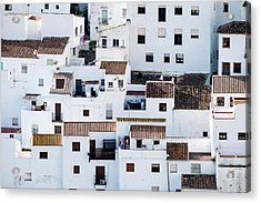 Casares-on-sunday Acrylic Print