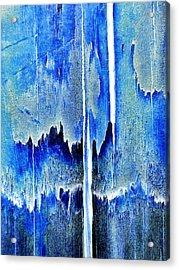 Cascade Acrylic Print by Tom Druin