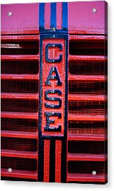 Case Acrylic Print by Eric Tressler