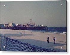 Casino Pier Seaside Heights Nj Acrylic Print