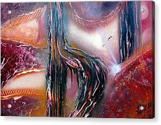 Casm Acrylic Print