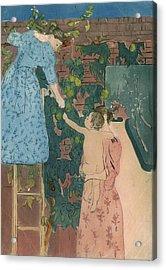 Cassatt Fruit, C1895 Acrylic Print by Granger