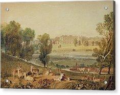 Cassiobury Park, Hertfordshire Acrylic Print