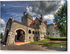 Castle Administration Building Acrylic Print