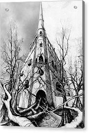Castle At 600 Acrylic Print