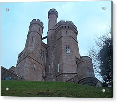Castle In Inverness I Acrylic Print by James Potts