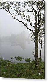 Castle Kilchurn Tree Acrylic Print
