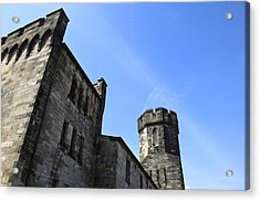 Eastern State Penitentiary Acrylic Print
