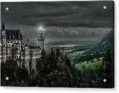 Castle Neuschwanstein II Acrylic Print